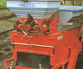 正確な施肥装置(CM-T300F)の画像